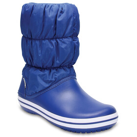 Crocs Winter Puff Stivali Donna blu